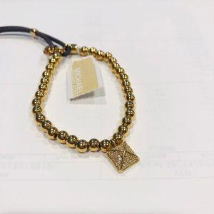 Micheal kros womens bracelet in glod